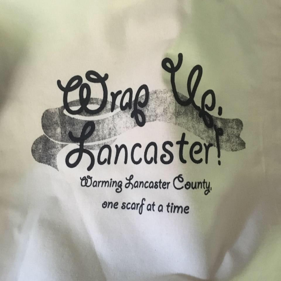 Wrap Up, Lancaster Logo