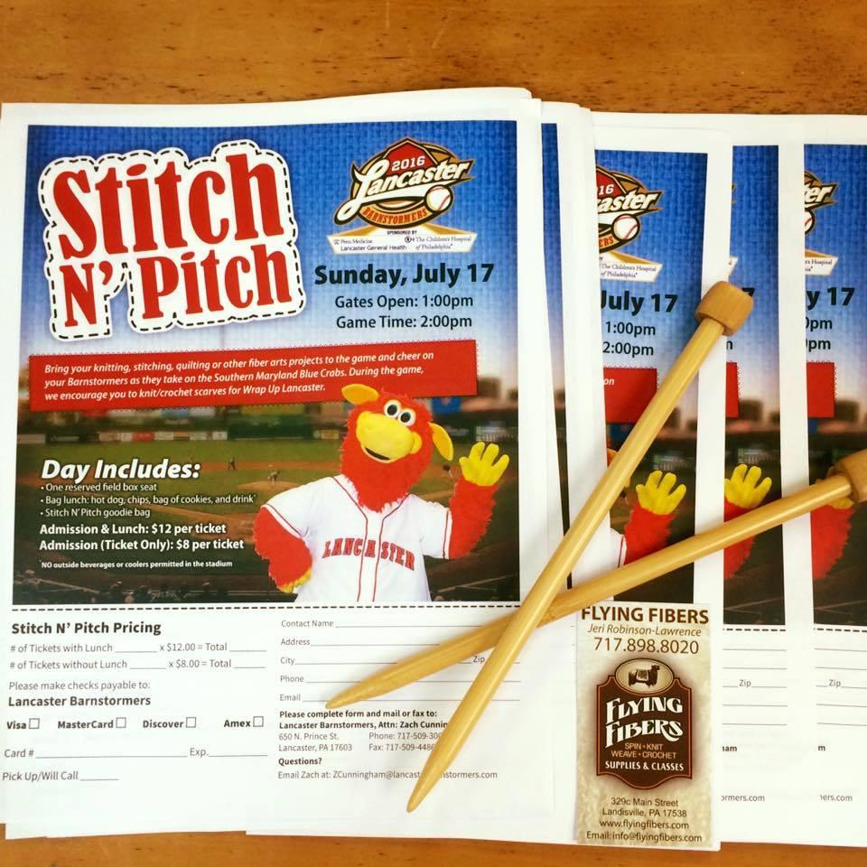 Stitch N'Pitch